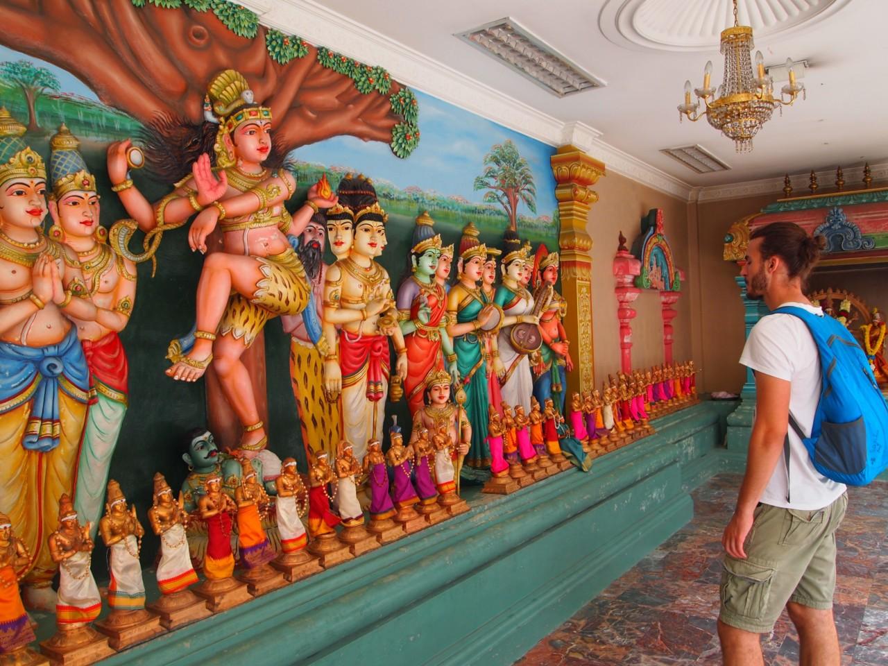 Viele Fotos von den vielen Tempel haben wir leider noch nicht gemacht.