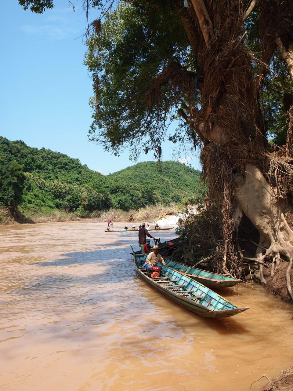 Wieder der Mekong