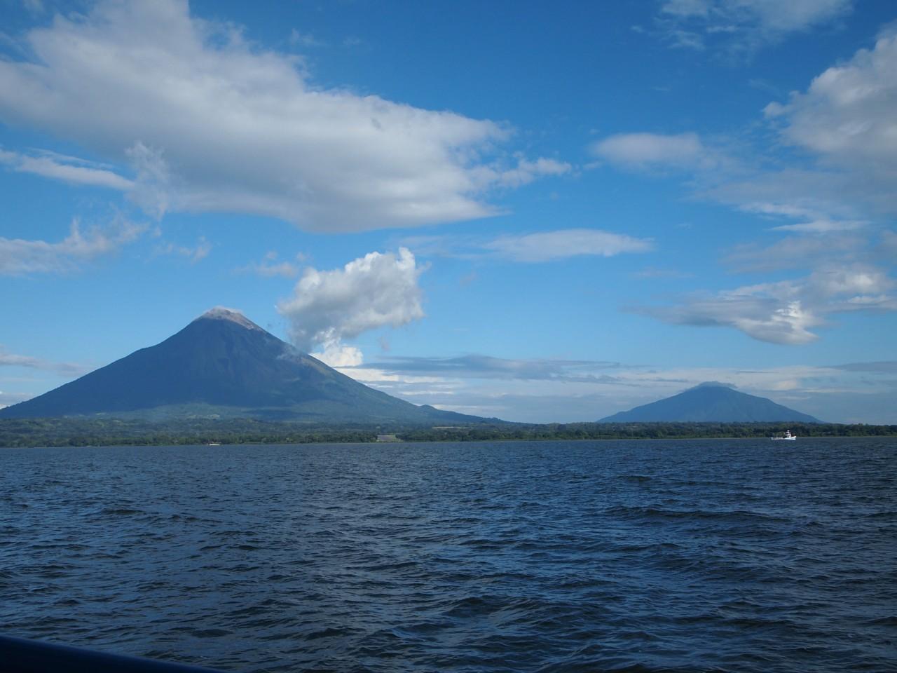 Die zwei Vulkane von Ometepe