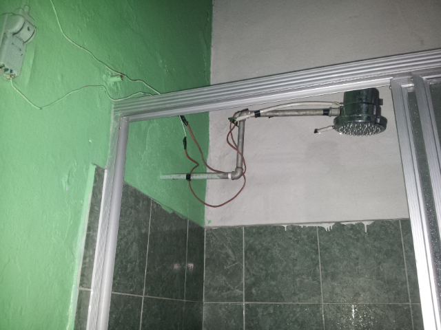 Suicide Shower